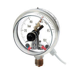 ELECTRICAL CONTACT PRESSURE GAUGE