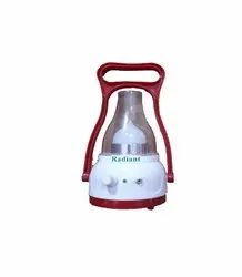 LED Cool White Rechargeable Emergency Lamp, B22