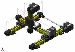 SQ-60 HA Timer Belt Linear Actuator