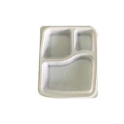 Disposable Food Tray : 3CP