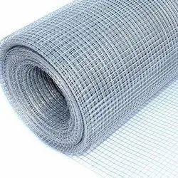 Diamond Silver Wire Netting
