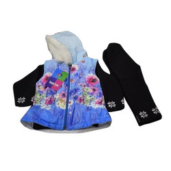 Girl's Winter Jacket At All Costs Girls' Clothing (newborn-5t)
