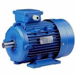 Mild Steel Three Phase Induction Motor, Voltage: 220-240 V