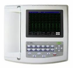 12 Channel ECG Machine for Clinical