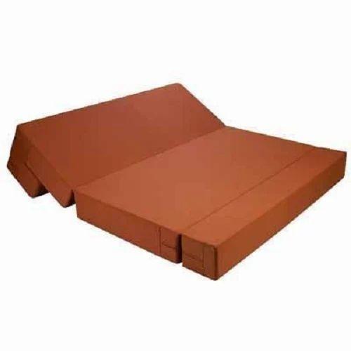 Saravana Stores Sofa Set: EP Plus Brown PE & Foam Sofa Cum Bed, Size: 6 X 3 Feet, Rs