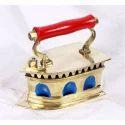 Brass Charcoal Iron Box