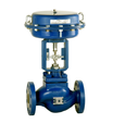 Self-Actuated Pressure Regulators