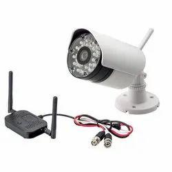 1.3 MP Wireless Security Camera, 12v