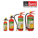 Safex Clean Agent Gas Based Fire Extinguisher