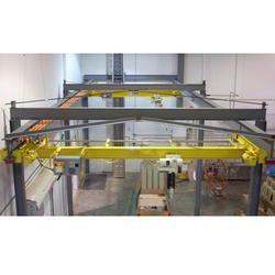 Underhung Bridge Overhead Crane