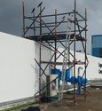 Wood Construction Scaffolding Services