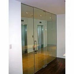 Avlock Hill Aldam Frameless Glass Door