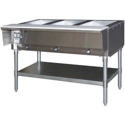 Hot Bain Marie Table Top With 3 Pan