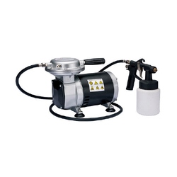 Mini Air Compressor - Spray Painting Compressor Latest Price