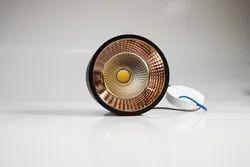 Lumen Aluminum LED Drum COB Light, 9 W - 15W