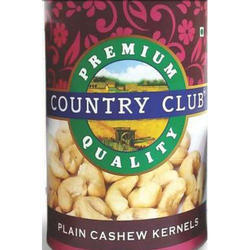 Country Club Plain Cashew Kernels, Packaging: 500 gm