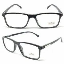 Demo Lens Plastic Men Optical Frame Tr 90 Material Unbreakable 9061