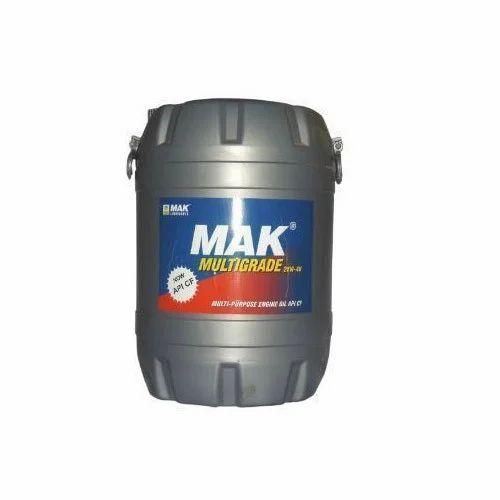 mak lubricants products