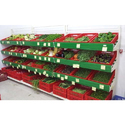 Vegetable Display Rack