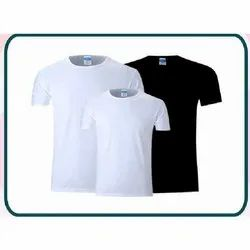 Sarina Mens Round Neck Promotion Polyester Round Neck T Shirt