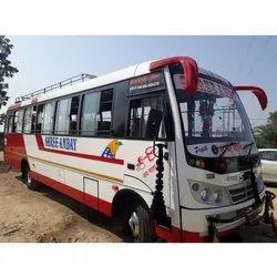 SML Isuzu Route Permit Bus, 5100 Mm