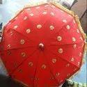 Velvet Wedding Umbrella