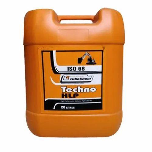 Lubechem Techno Hlp Hydraulic Oil