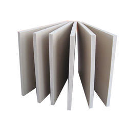 White PVC Foam Board, 4mm