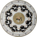 Handicraft Marble Inlay Work Table Top