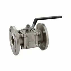 1081A Stainless Steel Three Piece Design Ball Valve