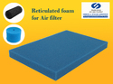 Reticulated Polyurethane Foam