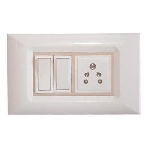 Home Plastic Electric Switchboard at Rs 500 /piece | Electrical ...