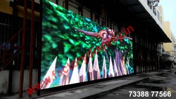 Aluminum LED Video Wall