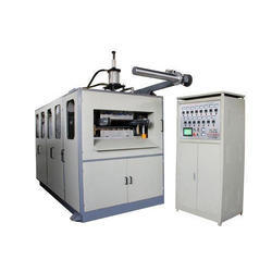 Automatic Plastic Disposable Glass Making Machines, Capacity: 1000-2000 Pieces per hour