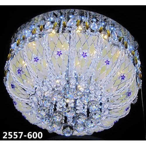 Designer led chandelier light at rs 4000 piece roshanara road designer led chandelier light aloadofball Image collections