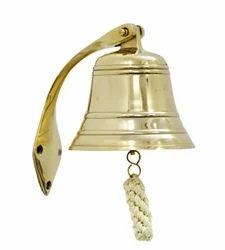 Brass Nautical Navy Ship Bell