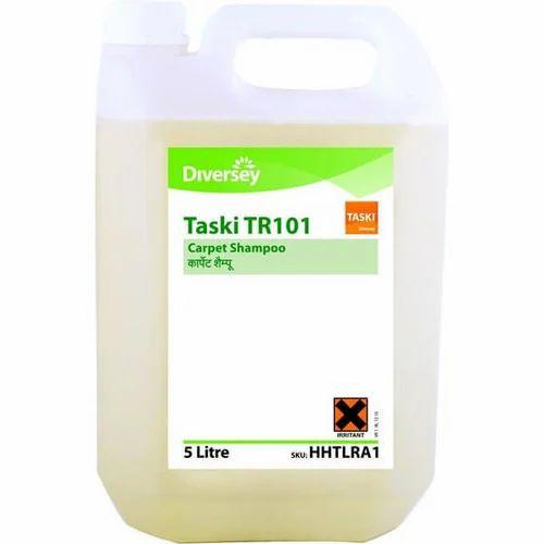 Taski Tr 101 Carpet Shampoo Taski Diversey Chemicals