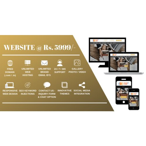 Web Tab Mobile Friendly Website For Your Business, Location