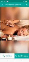 Men Full body massage home services in Aurangabad