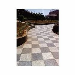 Glossy Designer Concrete Tiles, Thickness: 10-15 mm