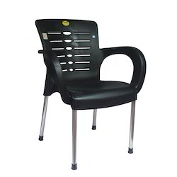 Steel Leg Modular Chair