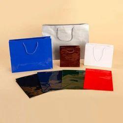 Elegant Glossy Lamination Paper Bags