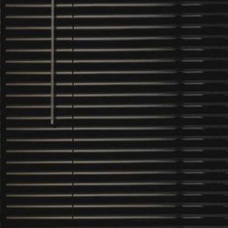 Black Aluminium Vertical Blind