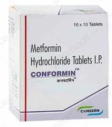 CONFORMIN (Metformin Tablets )