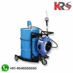 Mobile Oil Dispensing Units