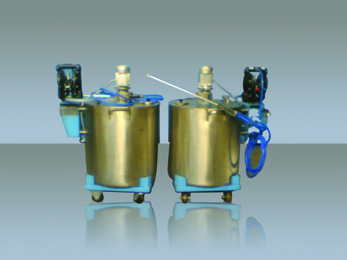 Die Lubrication Spraying Unit Manufacturer from Pune
