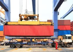 Freight Forwarders Cargo Handling Service, By Sea And By Air