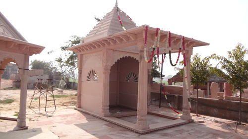 Simple Stone Temple