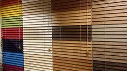 Wooden Roller Blinds