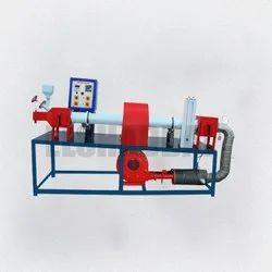 Elshaddai Rotary Dryer - Heat And Mass Transfer Lab Equipment